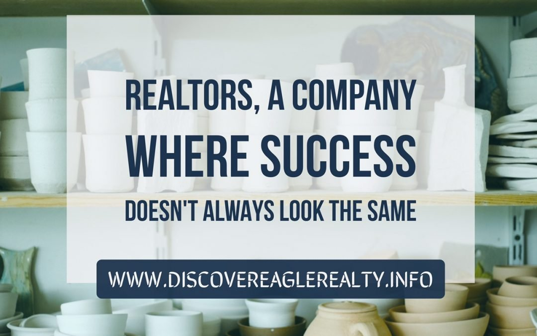 Where Realtor Success Doesn't Always Look The Same