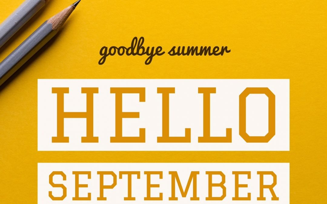 Realtors, Say Hello to September
