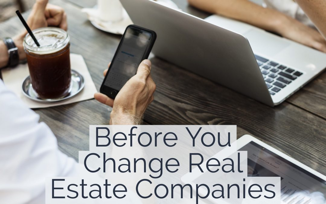 "Before You Change Real Estate Companies Pt. 3 – ""Interview, Interview, Interview"""
