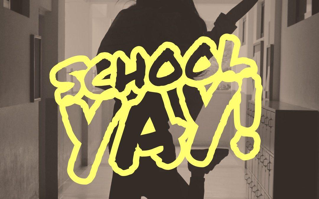 #Realtors, Let Me Hear You Say: School Yay!