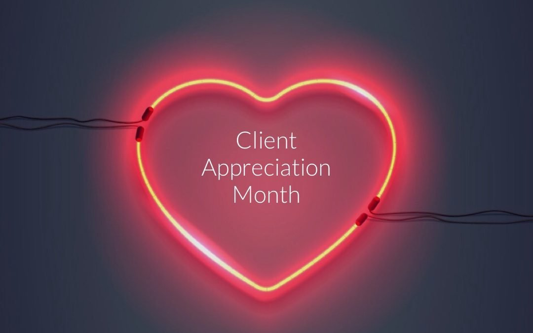 Client Appreciation Month at Eagle Realty