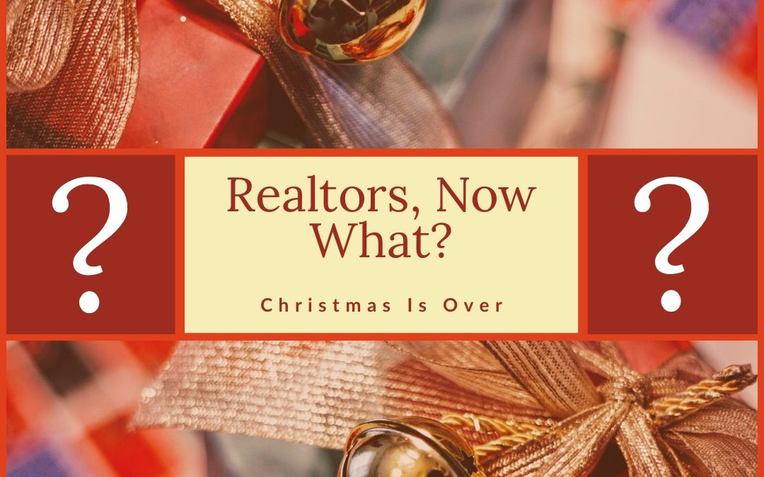 #Realtors, Now What?