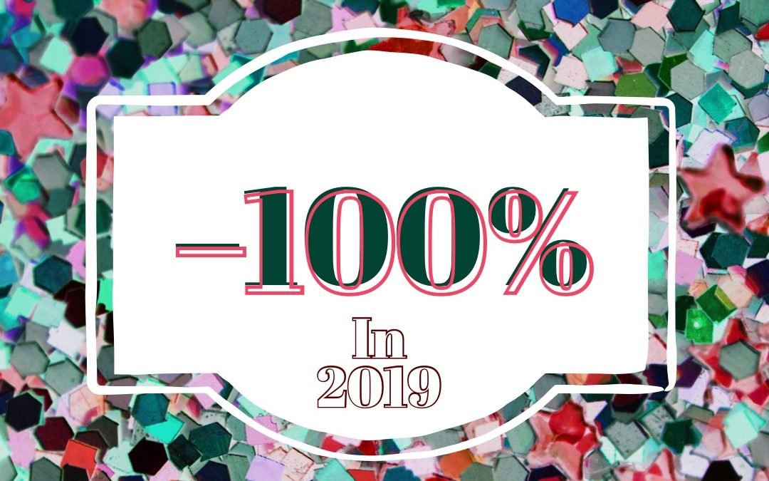 100% in 2019 – #Realtor Goals