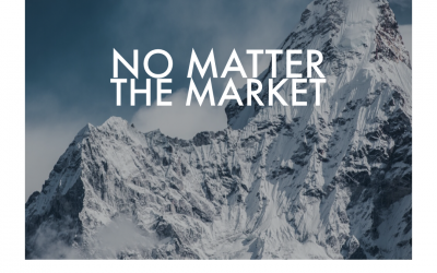 No Matter The #Market – Pt. 2